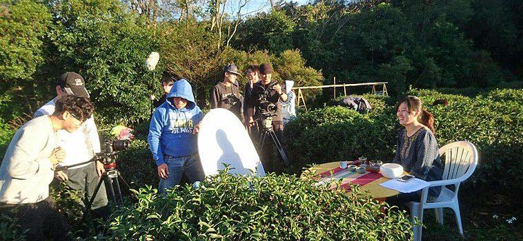 《幸福的茶湯》參加金鷹獎 磐頂方舟影像工作坊正式成軍